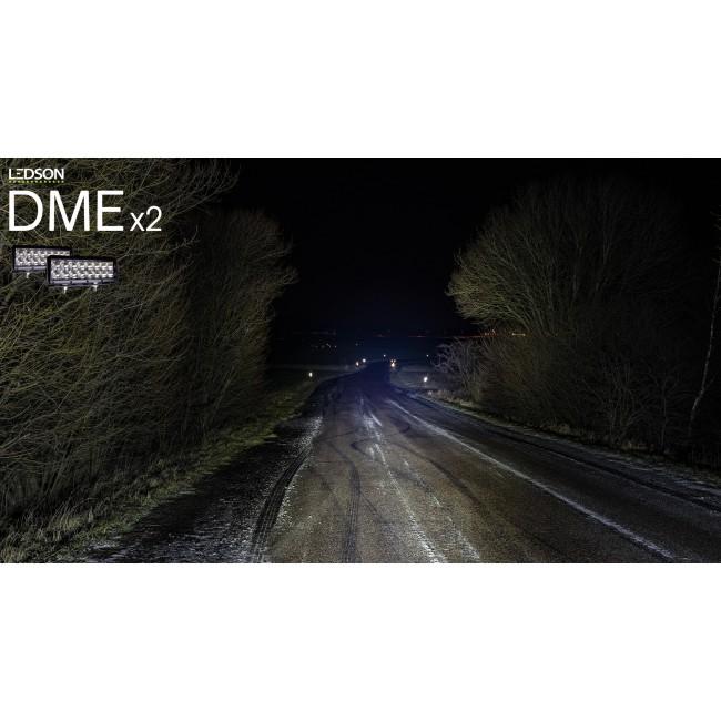 """DME LED RAMP MED 10"""" 48W DRIVING BEAM"""