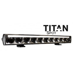 "TITAN SPOT LED-RAMP 20,5"" 100W (SPOT BEAM, POSITIONSLJUS)"