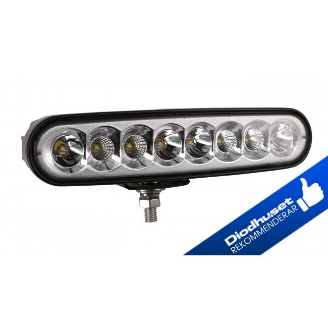 PHANTOM LED BACKLJUS/ARBETSBELYSNING 40W COMBO BEAM