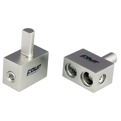 4CONNECT SPEAKER TERMINAL BLOCK PAIR