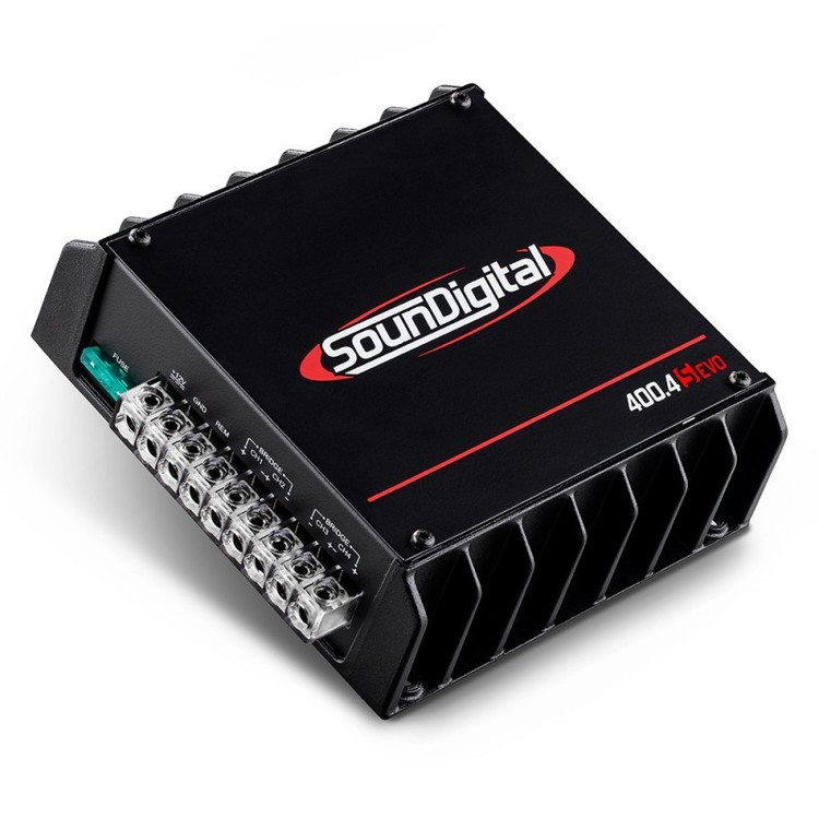 SOUNDIGITAL SD400.4S EVO