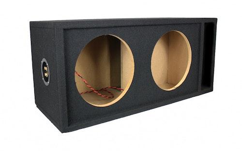 """Portad låda 2x12"""" 95L"""