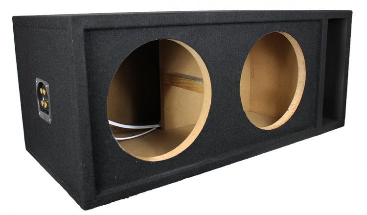 """Portad låda 2x12"""" 120L"""