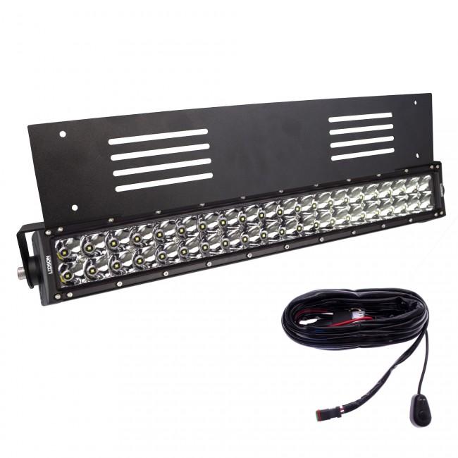 "Komplett 21,5"" HI-HUX SVÄNGD LED-RAMPSPAKET (12V)"