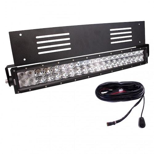"""KOMPLETT 21,5"""" HI-LUX LED-RAMPSPAKET (12V)"""