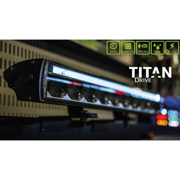 KOMPLETT TITAN DRIVE LED-RAMPSPAKET (12V)