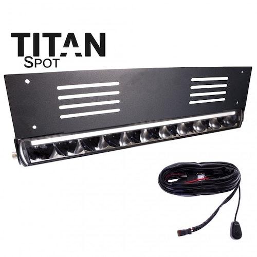 KOMPLETT TITAN SPOT LED-RAMPSPAKET (12V)