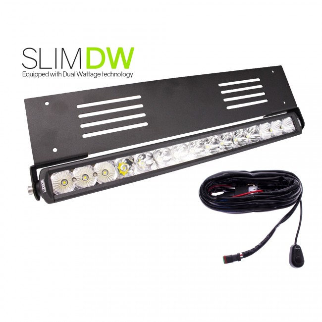 KOMPLETT SLIM DW LED-RAMPSPAKET (12V)