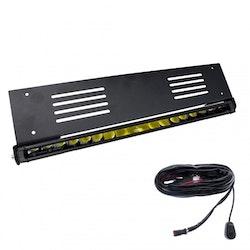 KOMPLETT JUNO LED-RAMPSPAKET (12V)