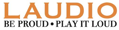 Dekal Laudio med slogan stor