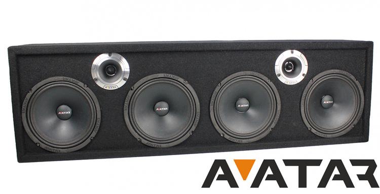 AVATAR 4x8BOX