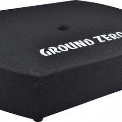 Ground Zero Aktivbas med 10″ bas