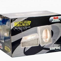 Stinger Select 6x9 Truck Speaker lådor