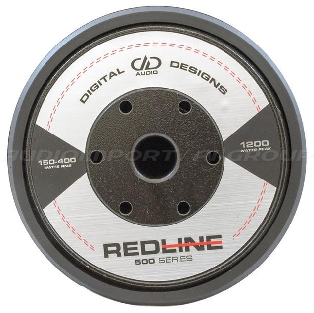 DD AUDIO REDLINE 512D