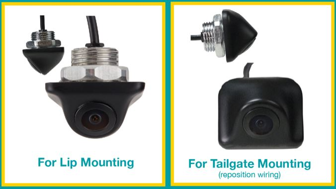 Lip mount Camera NTSC