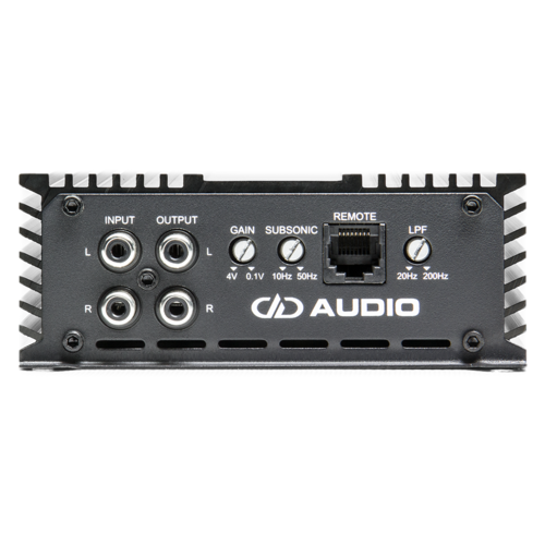 DD AUDIO DM500A