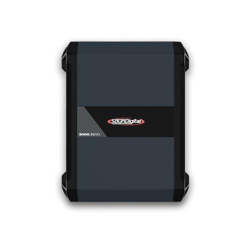 Soundigital 3000.1 EVO 4.0 - 2ohm