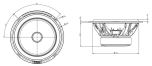 Focal 6,5tum Kitsystem K2 Power 2 ohm