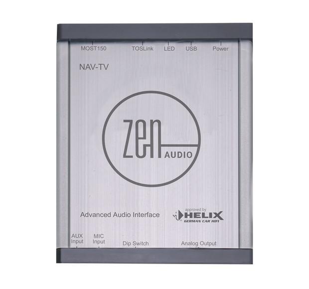 HELIX NAV-TV ZEN-V