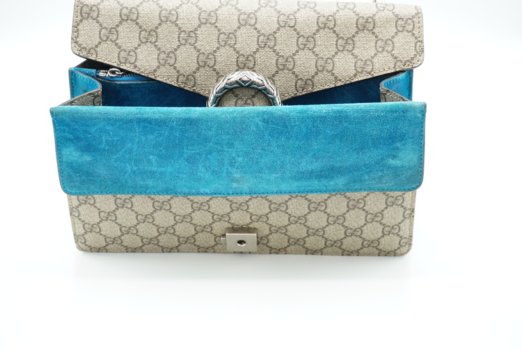 Gucci Dionysus GG Supreme Small
