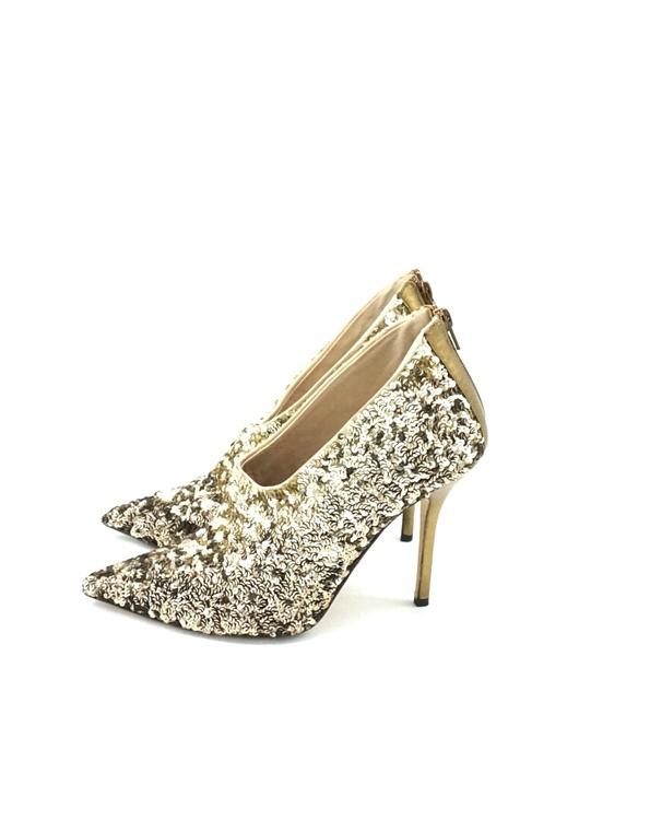 OSCAR DE LA RENTA heels (40 1/2)