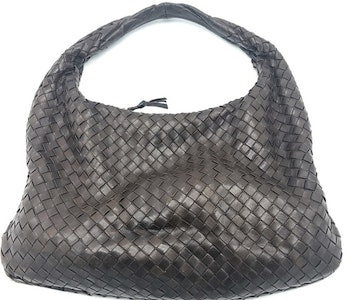 Bottega Veneta Hobo Bag Brown