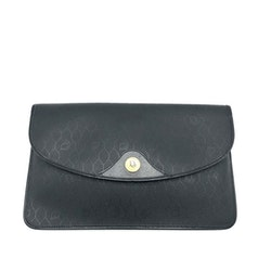Christian Dior Clutch Canvas