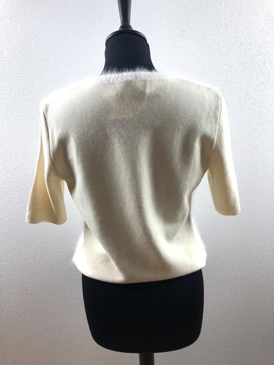 Giambattista Valli Angora Sweater