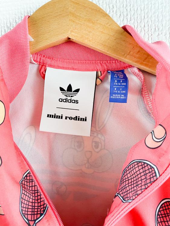 Adidas X Mini Rodini Tracksuit strl 74