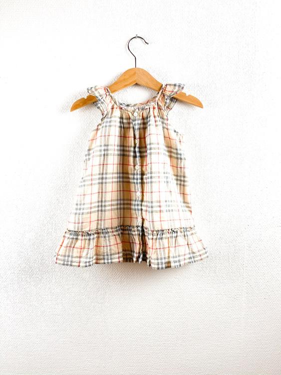 Burberry Children klänning (12m)