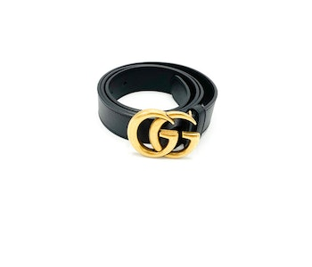 Gucci Dubble G Belt