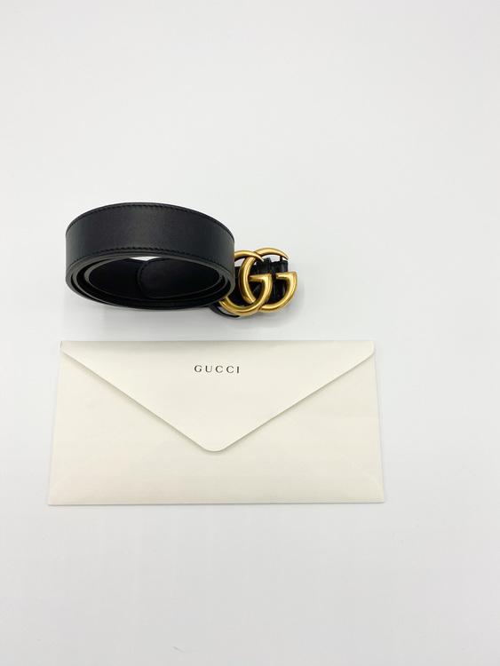 Gucci Dubble G Belt