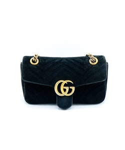 Gucci GG Marmont Velvet Small Bag