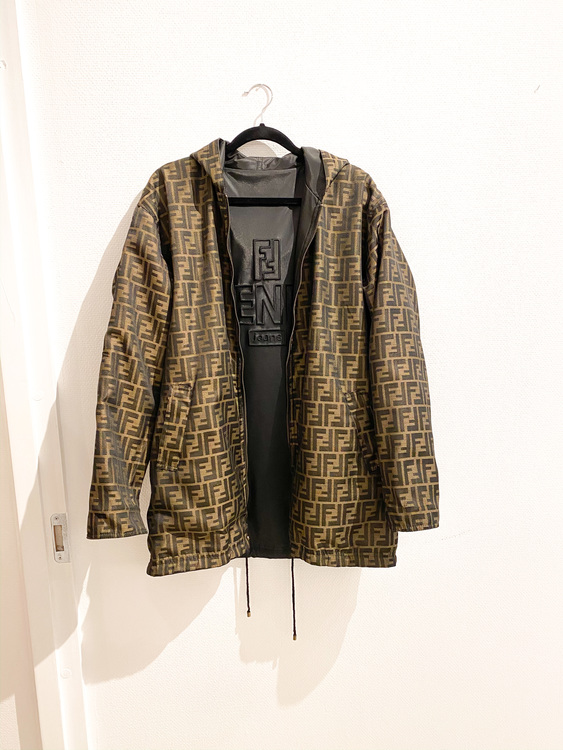Fendi reversible jacket