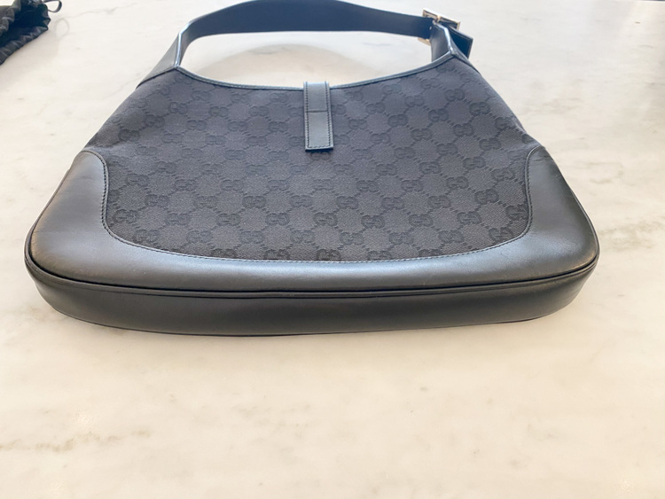Gucci Jackie GG Shoulder Bag