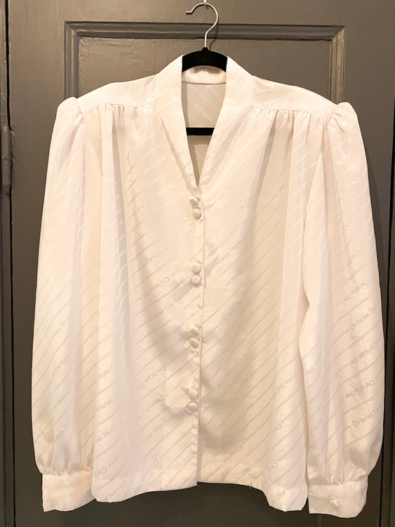 Christian Dior Blouse