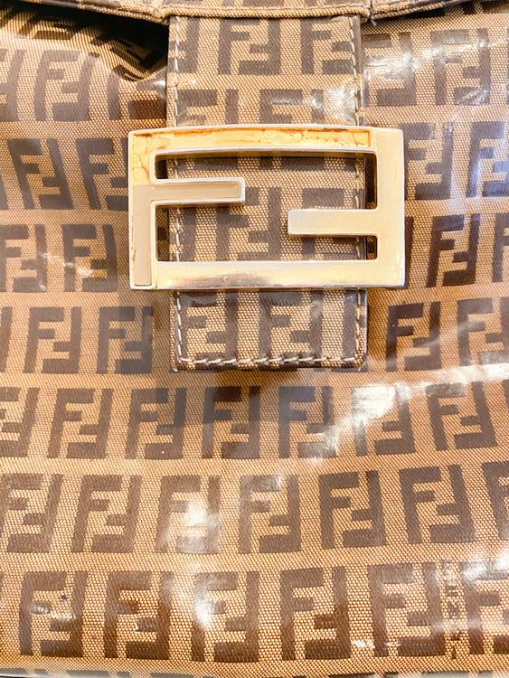 Fendi Baguette Vinyl