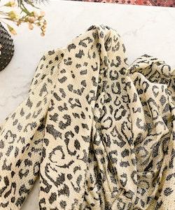 Leopard Vintage Topp
