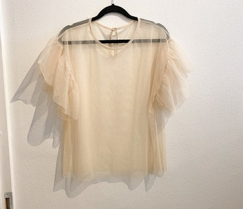 Vintage Topp Transparent