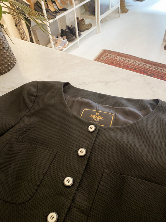 Fendi Suit Jacket