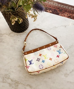 Louis Vuitton Pochette multicolor