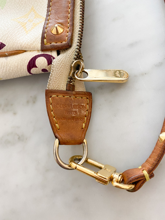 Louis Vuitton Pochette multicolor
