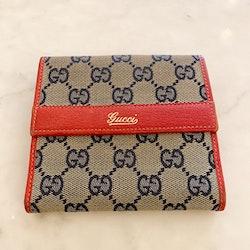 Gucci Vintage Plånbok