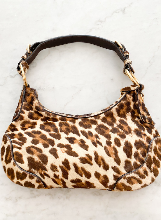 Prada Pony Hobo Bag