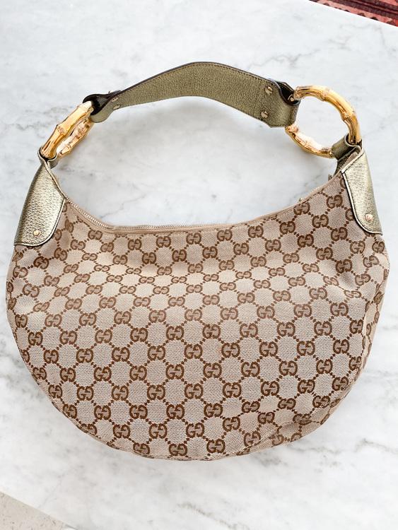 Gucci Bamboo Vintage bag