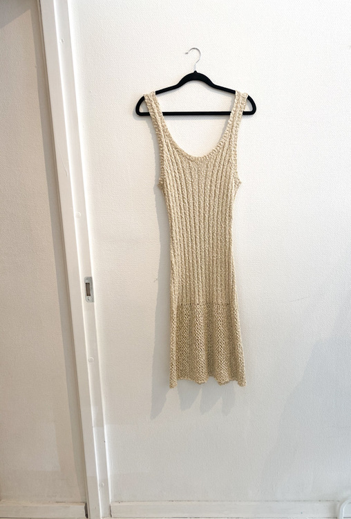 Knitted Dress Strl.S/M