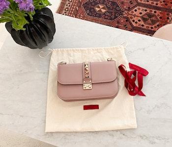 Valentino Glamlock Medium bag