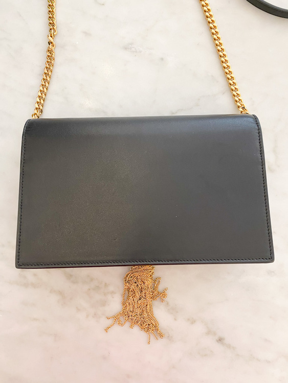 YSL Saint Laurent Kate Chain Wallet