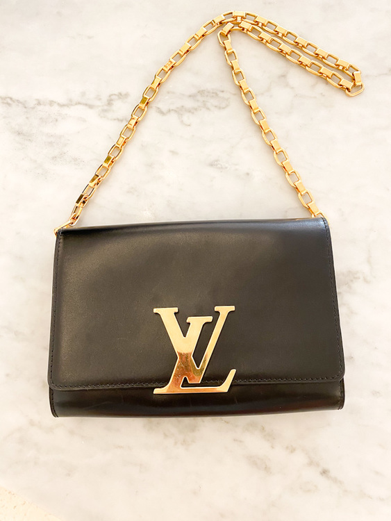 Louis Vuitton Louise  GM Chain Bag