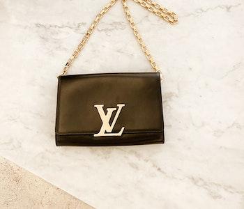 Louis Vuitton Louise  GM Chain Bag